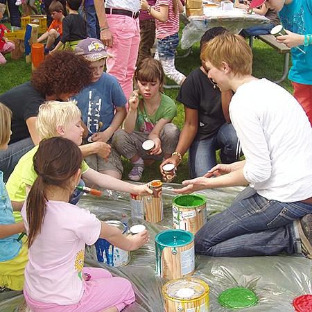 Kinder-Ferien-Sadt