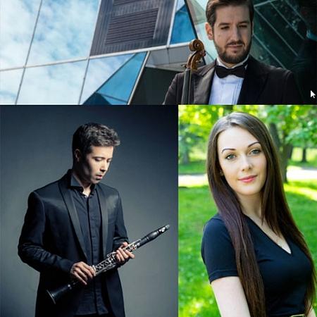 Vierjahreszeiten - Trios von Mozart, Schumann & Bruch