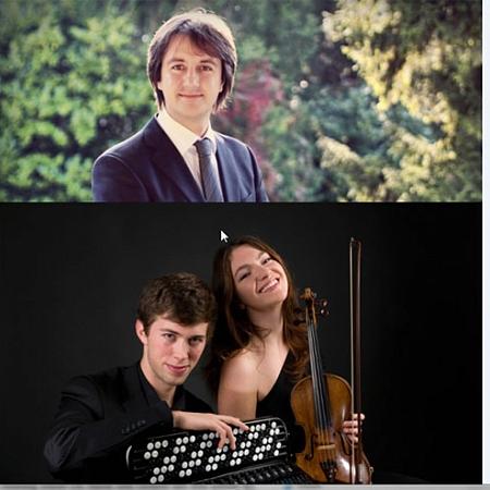 """Vierjahreszeiten - Matinee mit  """"Vier Jahreszeiten"""" von Astor Piazzolla"""