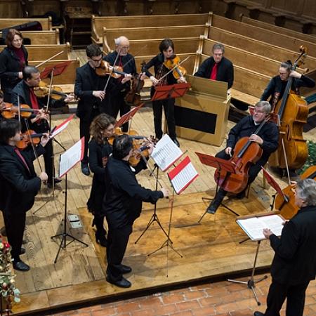 Kammerorchester Musica Antiqua Basel - Weihnachtskonzert