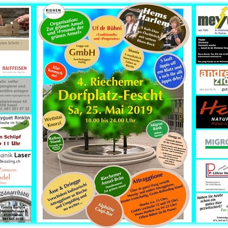 Dorfplatzfest 2019