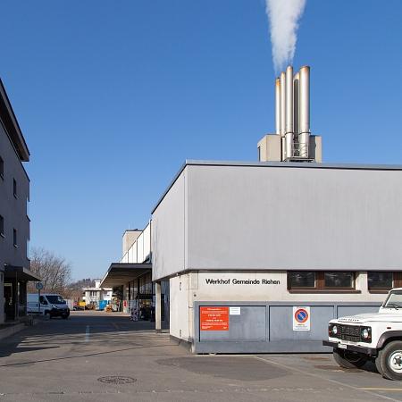 Riehen dienend: Der Werkhof Riehen – Herzstück des Riehener Service-Public
