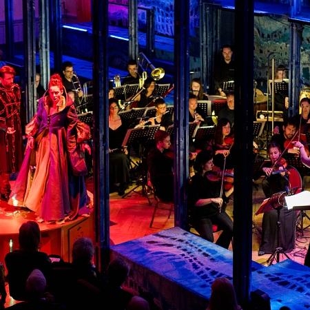 Oper in 3 Akten: Guiseppe Verdi «I due Foscari»